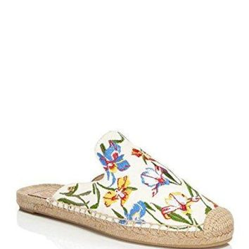 LMF3DS Tory Burch Max Floral Espadrilles