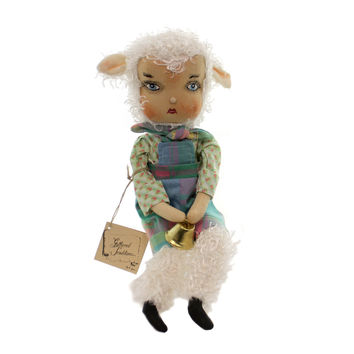 Joe Spencer Lowell Lamb Easter & Spring Plush