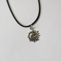 Sun Necklace from Hazed