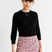 UO Starla Cropped Sweater | Urban Outfitters