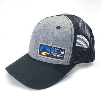 GOPRO MOUNTAIN GAMES CURVED BRIM WOOLY HAT