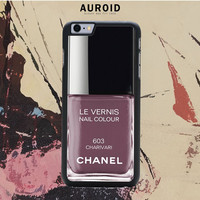 Chanel Nail Polish Charivari IPhone 6S Case Auroid