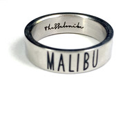 Travel Ring Malibu