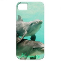 Dolphin iPhone Case from Zazzle.com