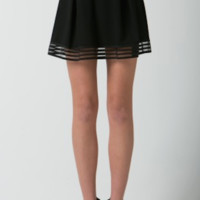 Jaime Skater Skirt - Black