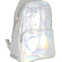 FREE SHIPPING !90s Deadstock Holographic Backpack