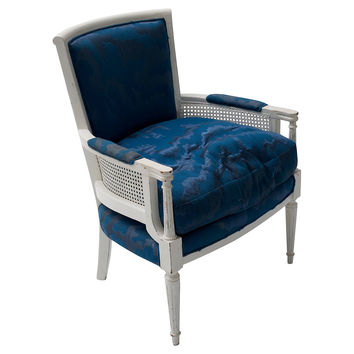 Hollywood Regency-Style Chair