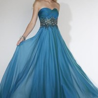 Tiffany Dress 16798 at Peaches Boutique