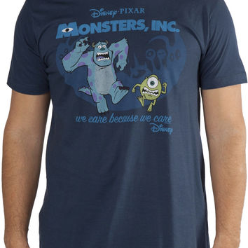 Mike and Sully Monsters Inc. Shirt