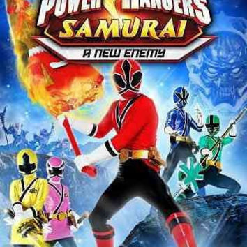 Power Rangers Samurai: New Enemy Vol.