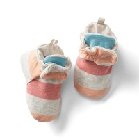 PersonaliTees stripe wrap booties | Gap