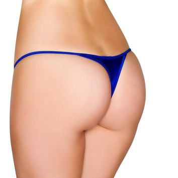 Roma Dancewear USA Bikini Thong Bottom