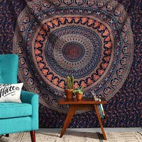 Magical Thinking Logan Medallion Tapestry