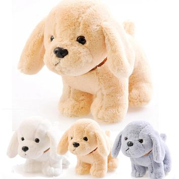 RYRY 23CM Cute Puppy Dolls Mini Kawaii Dogs Stuffed Pet Soft Toys for Kids Children Birthday Gifts