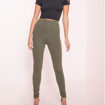 The High Life High Waist Extended Length Leggings