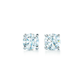 Tiffany & Co. - Tiffany Solitaire Diamond Earrings