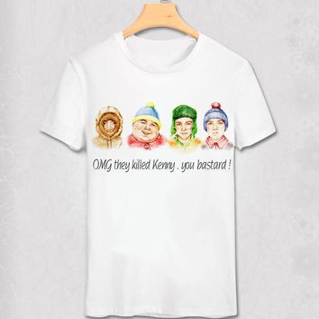South Park - Retro Gang - Funny Geek Designs - Variety Shirt