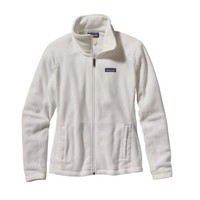 Patagonia Women's Micro D® Fleece Jacket | Birch White