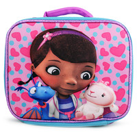 Doc McStuffins Insulated Lunch Bag