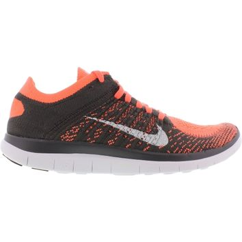 Nike Women's Free 4.0 Flyknit Running Shoe - Dick's Sporting Goods
