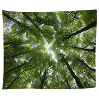 Beech Wood Tapestry