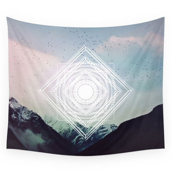 Society6 Forma 01 Wall Tapestry