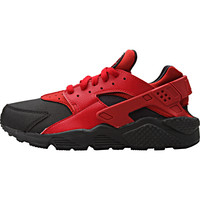 Nike Air Huarache Run - Black/Gym Red