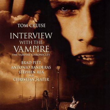 Interview With the Vampire 11x17 Movie Poster (1994)