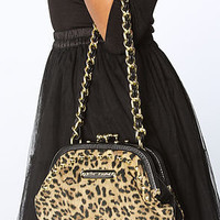 Betsey Johnson  The Cheetah Mix Up Day Clutch : Karmaloop.com - Global Concrete Culture