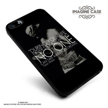 tupac shakur quotes case cover for iphone, ipod, ipad and galaxy series