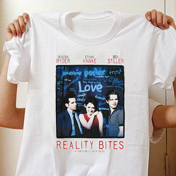 Reality Bites Movie Tshirt
