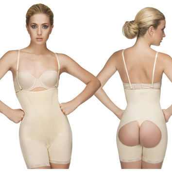 Vedette Isabelle Mid Thigh Body with Buttock Enhancer