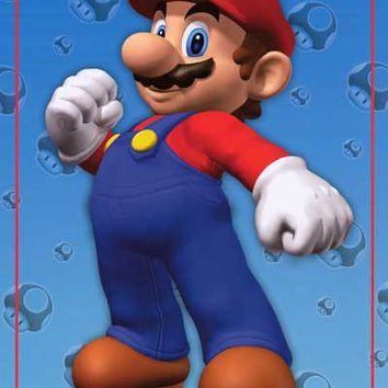 Super Mario Video Game Poster 24x36