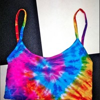 SWEET LORD O'MIGHTY! TIEDYE BRALET