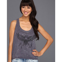 Billabong Fly Away Tank Top Mid Grey - Zappos.com Free Shipping BOTH Ways