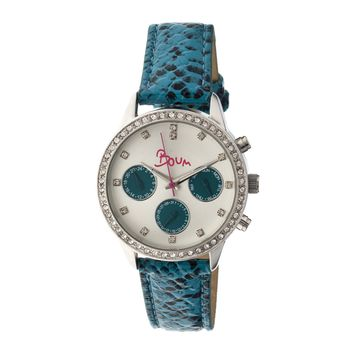 Boum Bm2401 Serpent Ladies Watch