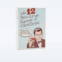 The 12 Drinking Games of Christmas - Urban Outfitters