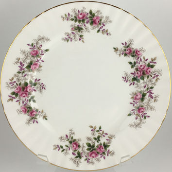 Royal Albert Lavender Rose salad plate