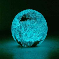 Glass Moon Sphere Sculpture - Urban Outfitters
