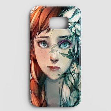 Frozen Samsung Galaxy Note 8 Case