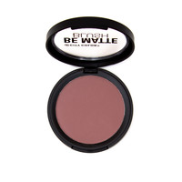 City Color Be Matte Blush - Hibiscus