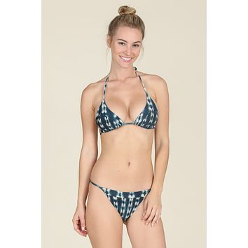 Tori Praver Swimwear - Laurel Top | Indo Blue