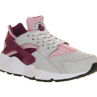 Nike Air Huarache Base Grey Grape - Unisex Sports