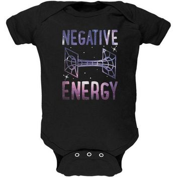 PEAPGQ9 Halloween Science Negative Energy Wormhole Physics Costume Soft Baby One Piece