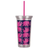 Lilly Pulitzer Acrylic Tumbler with Straw | Lifeguard Press