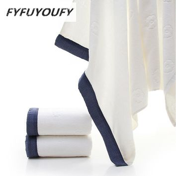 70*140cm High Quality Cotton Bath Towels for Adults,Jacquard Decorative Elegant Beach Bath Towels Bathroom,Terry Bath Towels