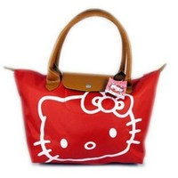 Hello Kitty Red Handbag in Style