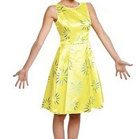 Inside Out Joy Deluxe Adult Costume |Oya Costumes