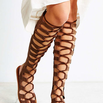 Jeffrey Campbell Olympus-Em Gladiator Sandal - Urban Outfitters
