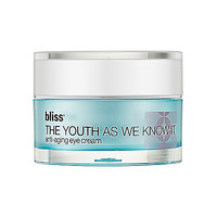 Bliss The Youth As We Know It™ Anti-Aging Eye Cream (0.5 oz)
